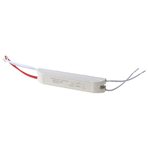 MINGSTORE Balasto Electrónico para Lámparas Fluorescentes Bombilla 18-22W AC220V para Faro de T4