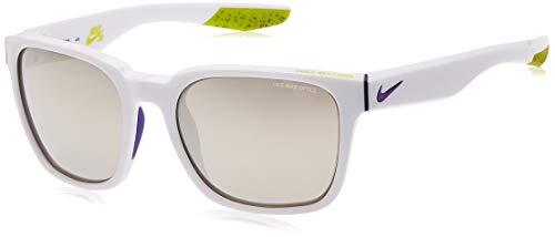 Nike Herren Sonnenbrille Vision Recover R white/dark concord