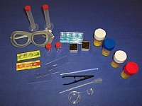 Edu-Toys Micro-Lab Slide Making Kit SM-63001