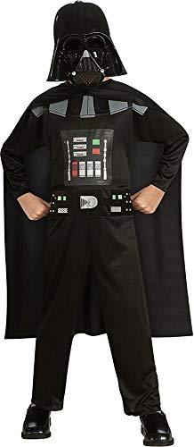Rubies ST-882848 M - Disfraz de Darth Vader para niños , M