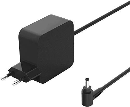 【4.0 * 1.7 mm】 65W Chargeur Adaptateur pour Ordinateur Portable pour Lenovo V155 V145 L340 C340 S340 S145 130s 530s 520s 720s 710s IdeaPad 3i 5i 14 15 IdeaPad Flex 3 5 Yoga S740 530 330 720 520