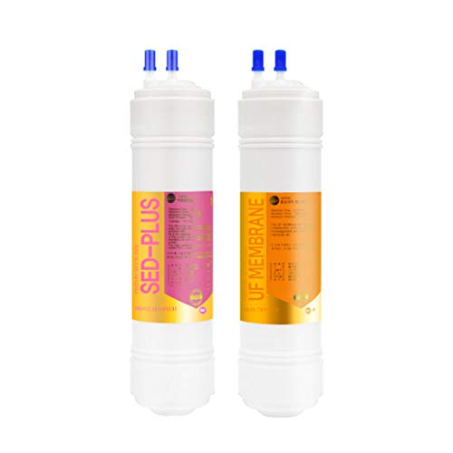 2EA Coway Premium Ersatz-Wasserfilter-Set: CHP-241N