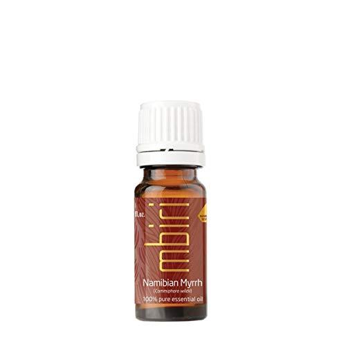 Mbiri Myrrhe Öl aus Namibia - 100% naturreines ätherisches Öl - (1 x 10 ml)