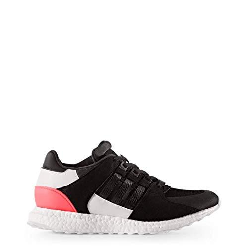 adidas Mens Originals Mens EQT Support Ultra Trainers in Black Pink - UK11.5