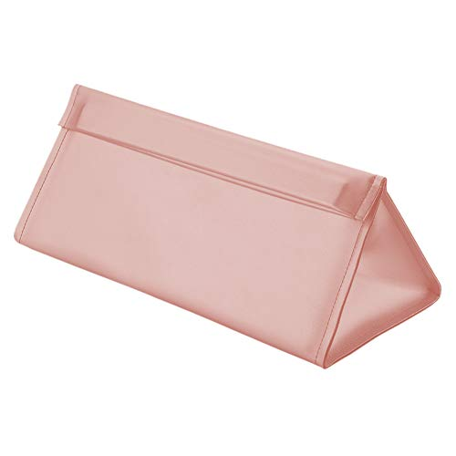 Meijunter PU Bolsa para Dyson Airwrap/Supersonic Hair Dryer - Secador de Pelo Cuero de PU Estuche Viajes Funda Bolso Case(Rosado)