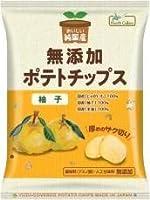ノースカラーズ 純国産ポテトチップス・柚子 53g×6個セット
