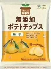 ノースカラーズ 純国産ポテトチップス・柚子 53g×10個セット
