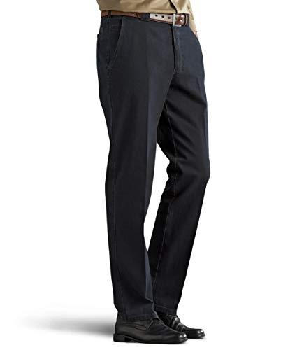 MEYER Herren Hose Roma 9-629 – Denim Chino, schmale Hose aus hochwertigem Jeans Stretch