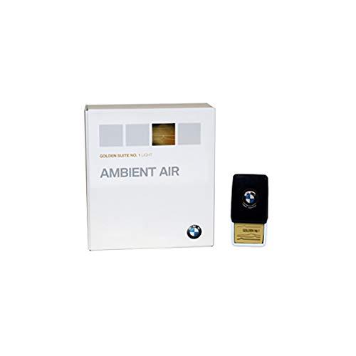 Original BMW Ambient Air, Golden Suite No. 1, Duft, Duftstecker, Geruch BMW 5er G3x / 7er G1x