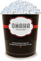 Buy Discount Omaha Popcorn 3 Gallon Timeless Gourmet White
