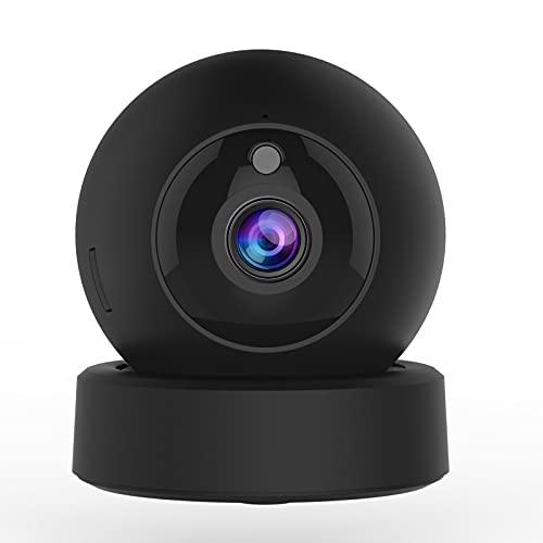 Bias&Belief Telecamera Spia WiFi,Tenere sotto Controllo Visione Notturna Videocamera di Sicurezza Intelligente per Interni, Tenere sotto Controllo1080P Nascosta, Allarme Casa Antifurto