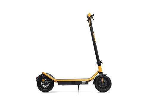 Patinete eléctrico Scrambler Ducati City Cross-E Off Road Edition Total Yellow