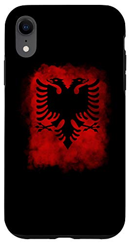 iPhone XR Albanian Albanian flag Albania Eagle Kosovo Case