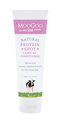 Protein Shot Leave-In Conditioner by MooGoo Skin Care Official