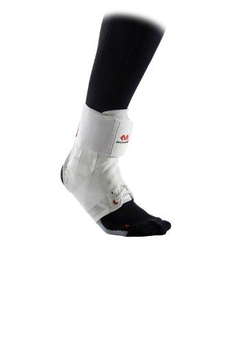McDavid - Sport Knöchelbandage mit Riemen - Unisex Erwachsene - Verstauchung Knöchelbandage - Verhindert oder erholt Sich von Knöchelverletzungen - (195R)