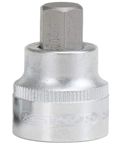 Ks Tools 911.1319 Douilles Tournevis 6 Pans Males Ks, 1/2 Longueur 19 mm