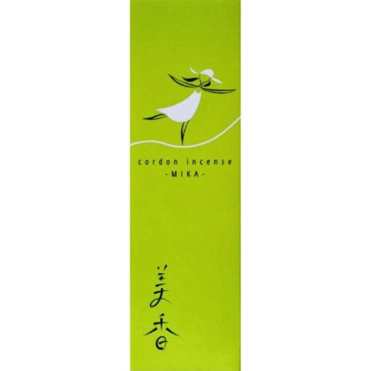 パイプライン黙わずかに薫寿堂 紙のお香 美香 草原の輝き