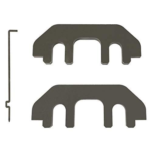Sweo DIY Auto Nockenwellen-Haltewerkzeug kompatibel für 3,5 Motor Timing Tool Einstellung Verriegelung Handwerkzeuge Zubehör Auto Nockenwellen Holding Motor Timing Tool Einstellung Verriegelung Gadget