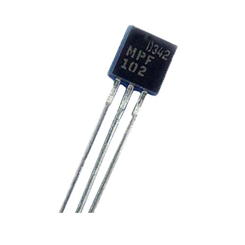 20PCS MPF102 MOS FET N-Channel RF Amplifier Transistor TO-92
