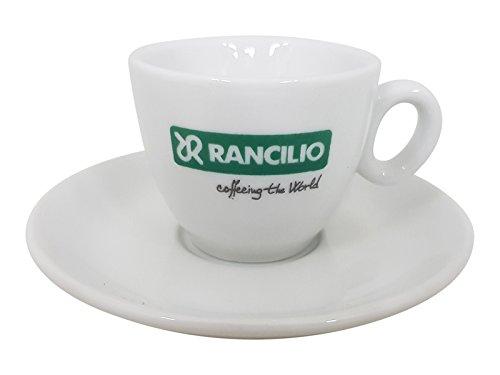 Rancilio Espressotasse mit Unterteller
