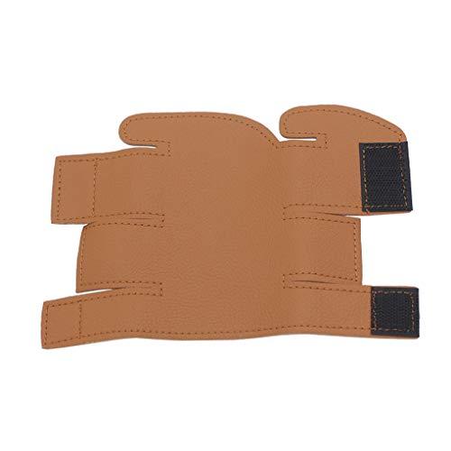Trompet Body Synthetisch leer Beschermende zelfklevende koffer, Synthetisch lederen koffers Well Guarding Instrument Medeplichtig