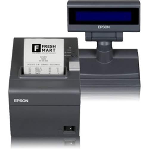 Impresora Fiscal Epson 80 mm. Fp-81ii Modified RT (004jn) Italy Fiscal LCD Std. Eth. K23. EDG