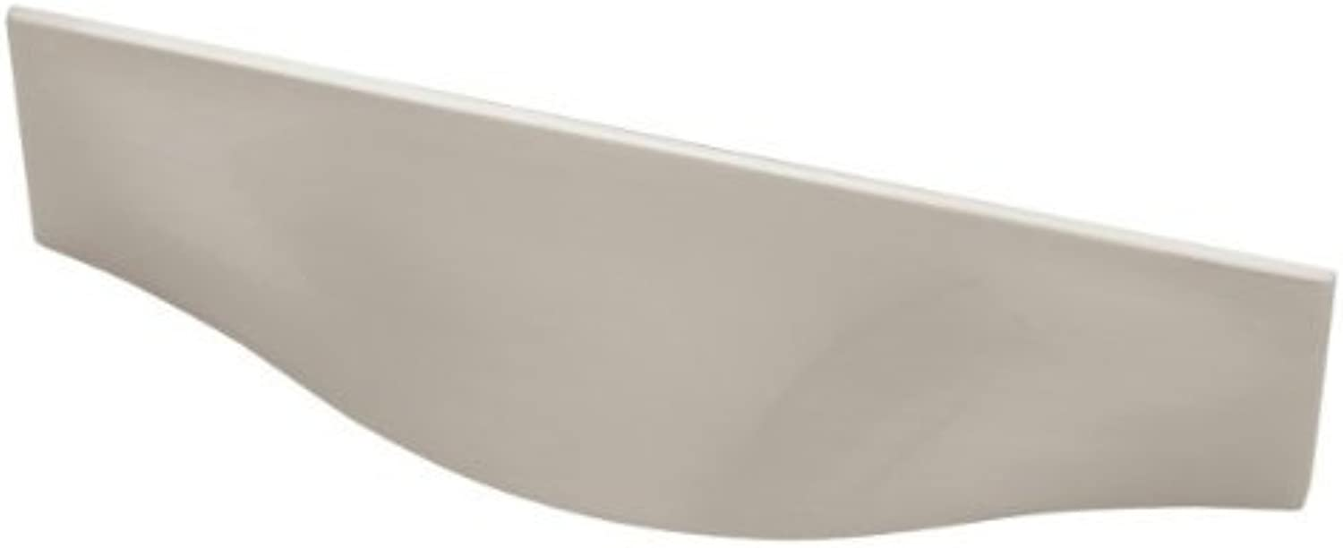 Liberty PN1255-SN-C 96mm C-C Waterfall Cabinet Hardware Handle Cup Pull by Liberty