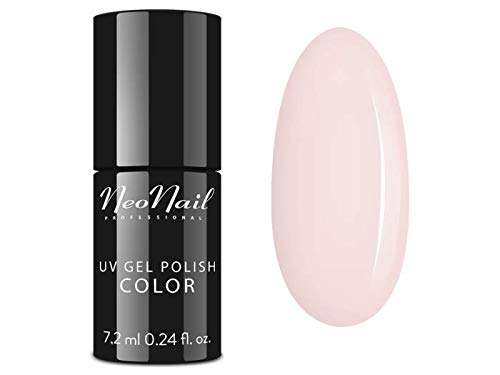 NeoNail UV Nagellack 7,2 ml - Pure Love French Gellack Maniküre UV Gel Polish Soak Off Nail Gel Polish Farbgel Nagelgel (6342-7 Vanilla Sky)
