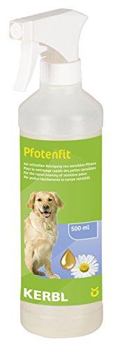 Kerbl 81939 Pfotenfit für Hunde, 500 ml