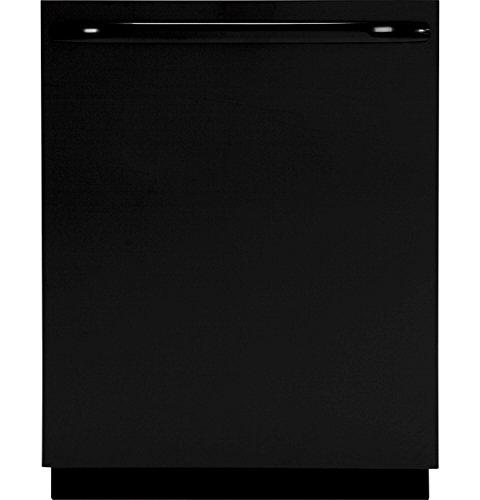 GE GLDT690JBB 24' Black Fully Integrated Dishwasher - Energy Star