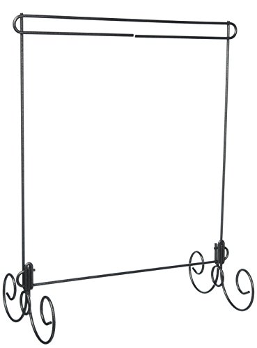 Read About Ackfeld 24377 Stand No Header Charcoal, 12 x 14