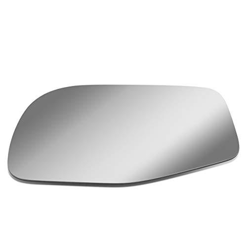 DNA Motoring SMP-020-L Left/Driver Side Door Rear View Mirror Glass Lens