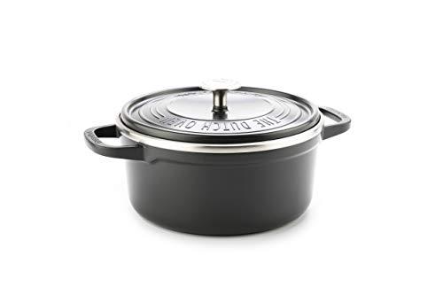 GreenPan Schmortopf, Bräter Induktion Keramik Beschichtet mit Deckel, Toxinfreies Kochen, Ofen- und Spülmaschinengeeignet - 22 cm/3.3L