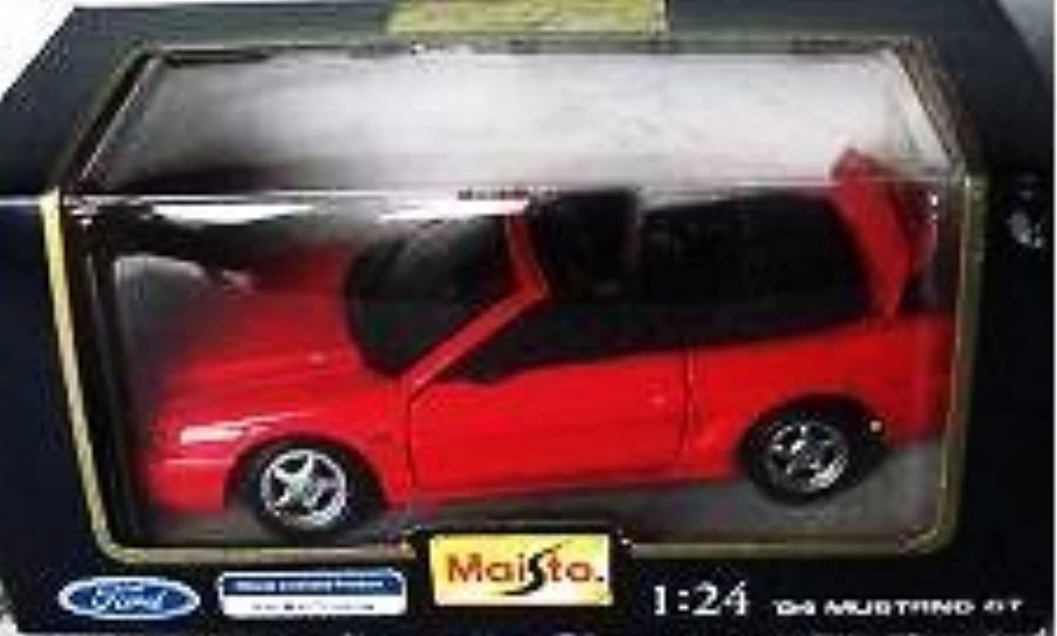 Maisto Special Edition 94 Mustang GT 1 24 by Maisto