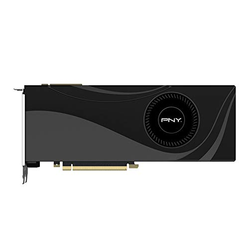PNY GeForce® RTX 2080 Ti 11 GB Gebläse-Grafikkarte