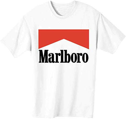 Marlboro Cigarettes Herren T-Shirt Medium