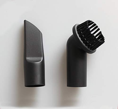 ADUCI 1pc reemplazo de vacío Herramienta Pincel y Crevice Dusting 33mm de fijación for Panasonic MC-CA291 MC-CG301 MC-3920 Hitachi