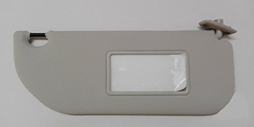 AutoShop - Parasol con espejo lado derecho (asiento pasajero)