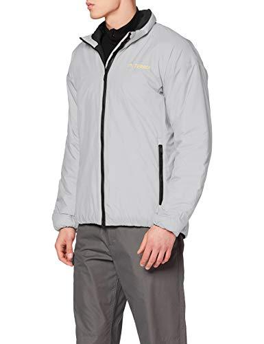 adidas Insulation Jacke Chaqueta para Hombre, Casual, Large