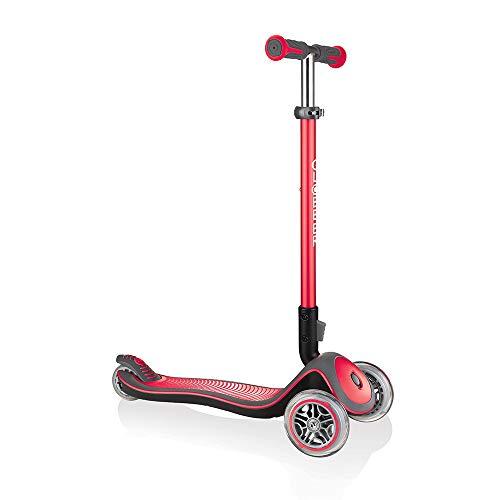 Globber Elite Deluxe Scooter 444-202 Rojo