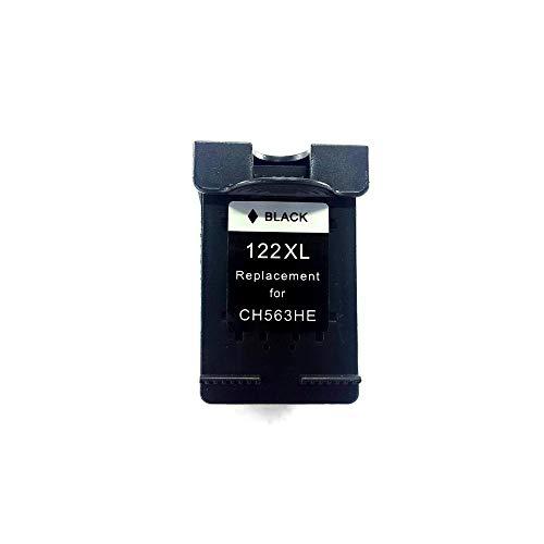 Cartucho de Tinta Compatível com Hp 122xl 122 Ch563hb Preto
