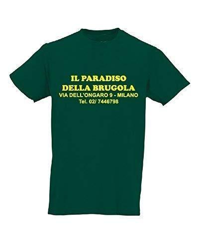 T-shirt Il paradiso della Brugola