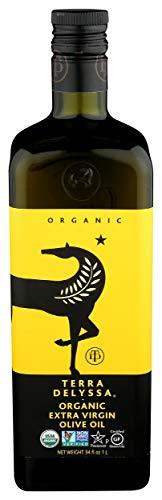 Terra Delyssa, Olive Oil Extra Virgin Organic