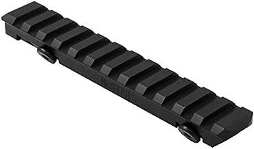 NcSTAR Ruger Mini 14 Picatinny Rail Mount-Black-GEN 2, Model:MRUBV2