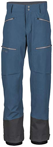 Marmot Enfants 74810–200–4 Freerider pour Homme, Denim, Medium
