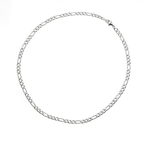 maozuzyy Collar Colgante Joyería Pulsera Casual De Moda Simple Cadena De Artículo Corto Collar Clásico Simple Marea Masculina Collar Clásico Simple Femenino