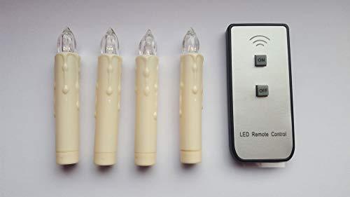 LED Beleuchtungsset für Pyramiden, Engel, Bergmann, Kerzenhalter 14 mm