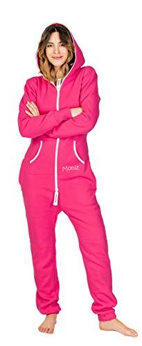 Moniz Damen Jumpsuit, pink, Größe M