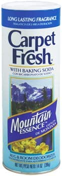 Carpet Fresh latest Rug and Room Soda Deodorizer Trust Mountain Baking with