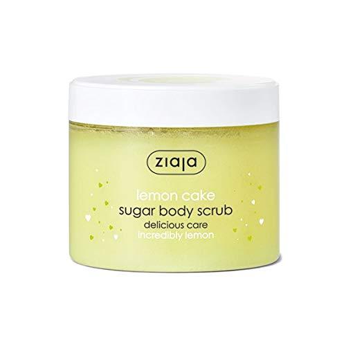 Ziaja Lemon Cake Exfoliante Corporal Azúcar 300 ml